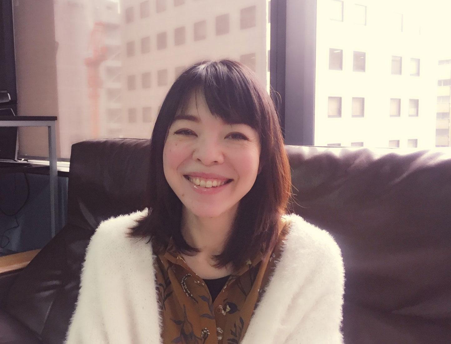 松井 百子さん