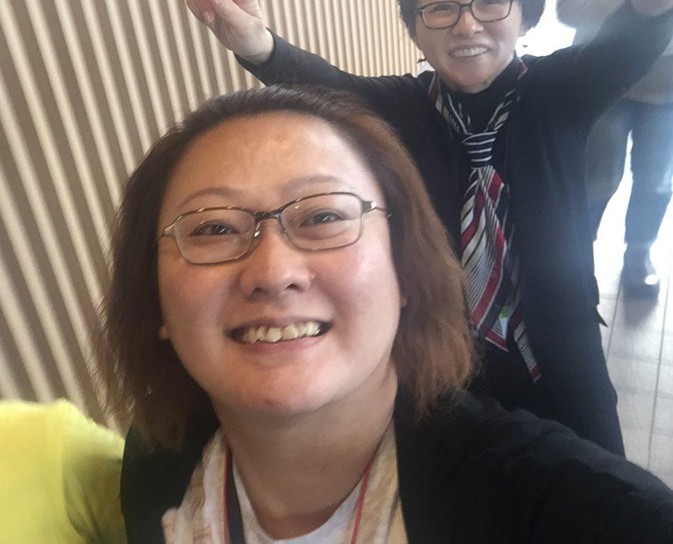 和田有可さん