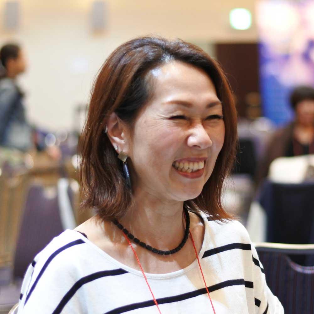 Junko Katayamaさん