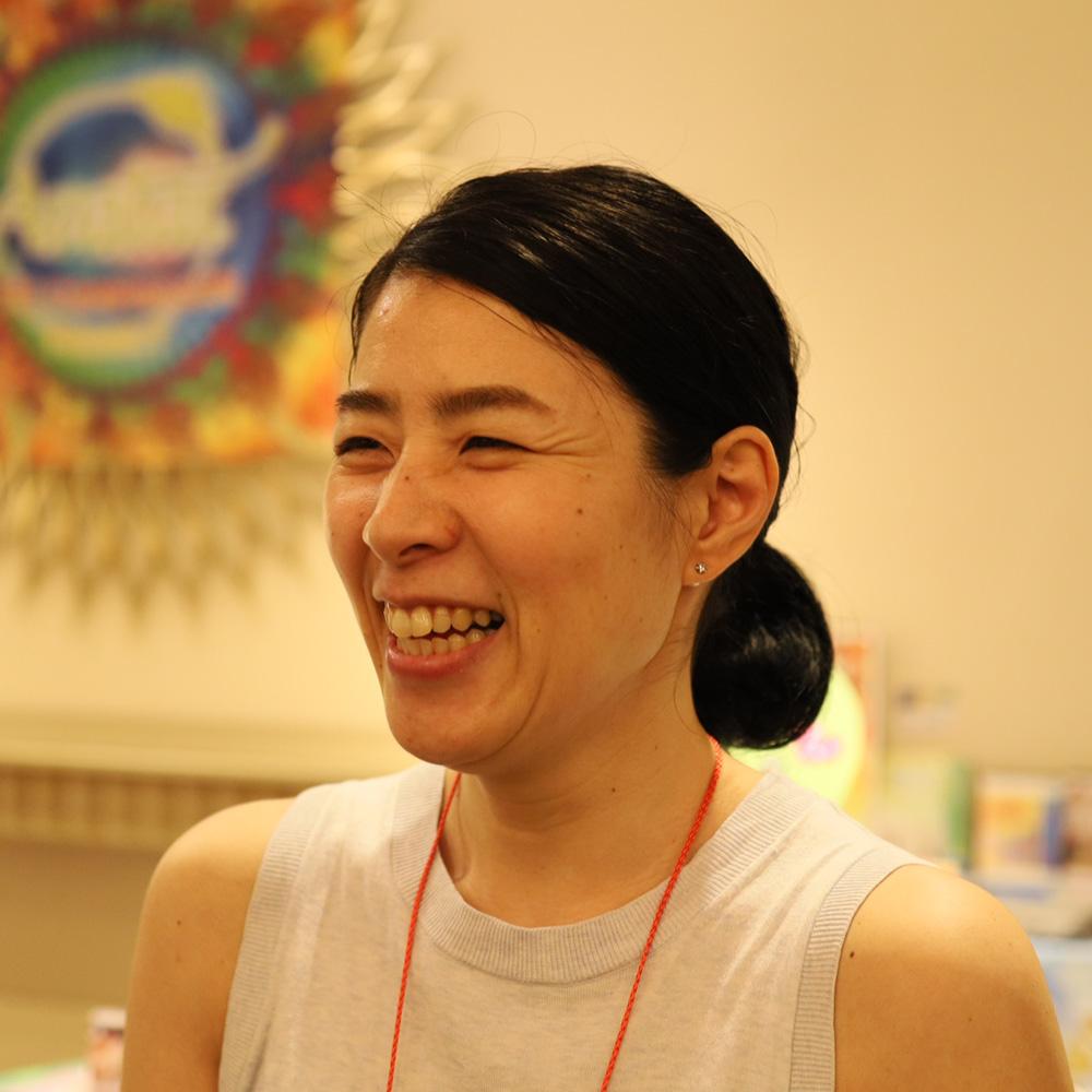 福本靖子さん