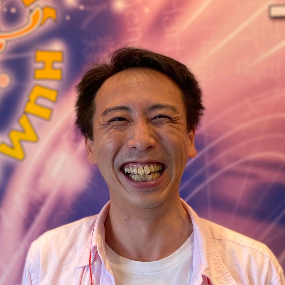 田中基靖さん